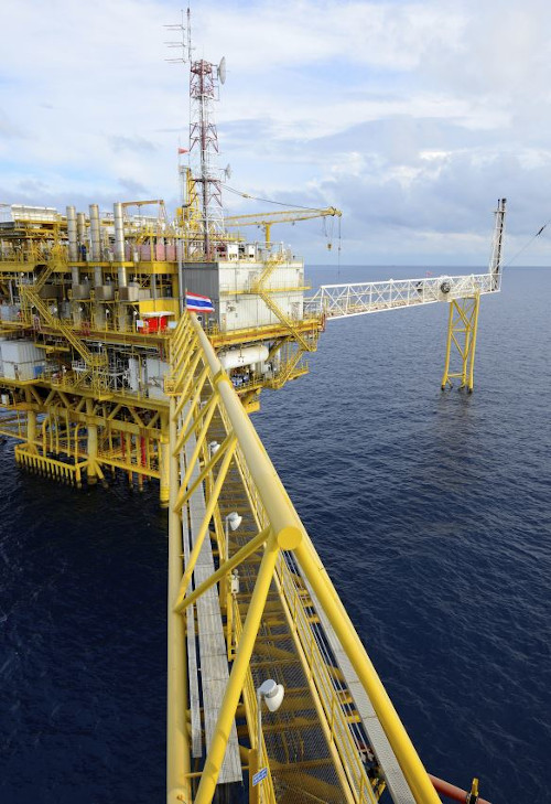 rig offshore construction