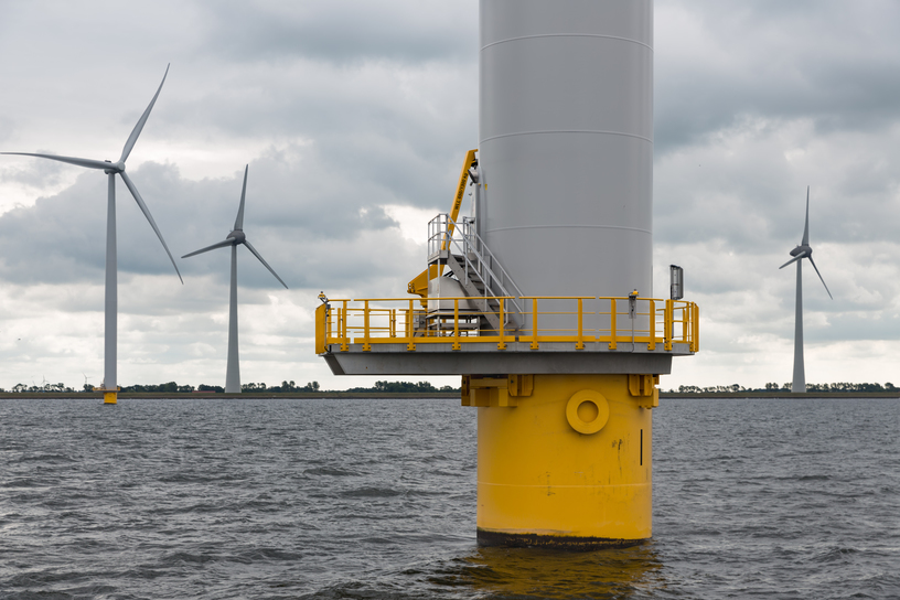 low carbon energy offshore wind