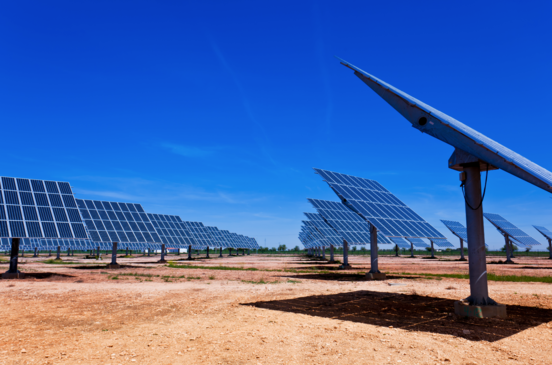 low carbon energy Solar