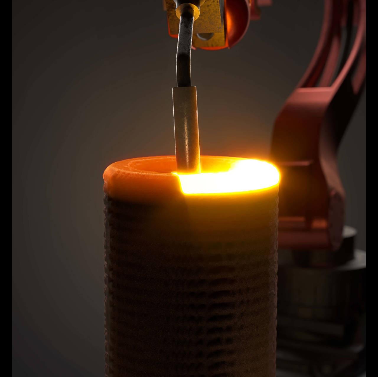 Vallourec Additive Manufacturing solutions